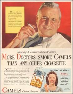 doktorer röker